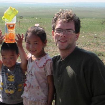 Dan C in Mongolia
